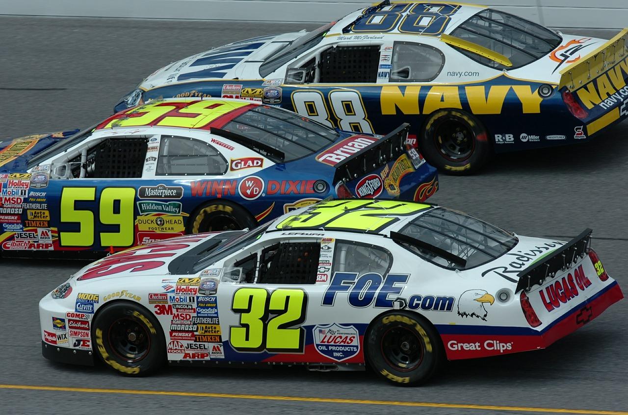 nascar race - photo #24